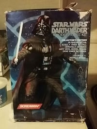 Darth vader model figure kit Ajax, L1S 5T3