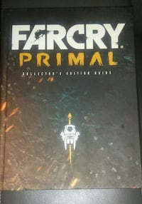 Far Cry Primal Collector's Edition: Prima Official Guide by Prima Game