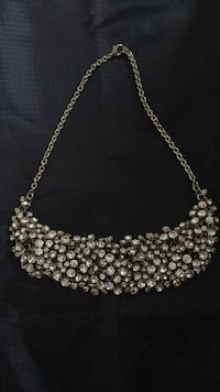 silver-colored beaded necklace Toronto, M2R 3A8
