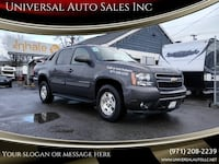 2011 Chevrolet Avalanche LT 4x4 4dr Crew Cab Pickup