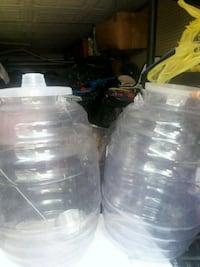 water containers  Palmetto, 34221