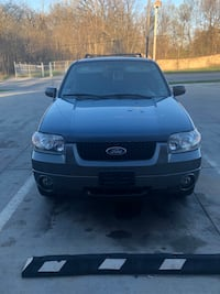 2005 Ford Escape XLT 2.3L 4WD