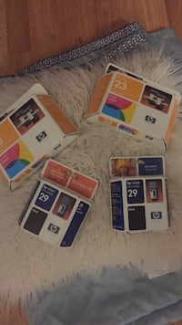 several-color ink cartridge boxes Fontana, 92336