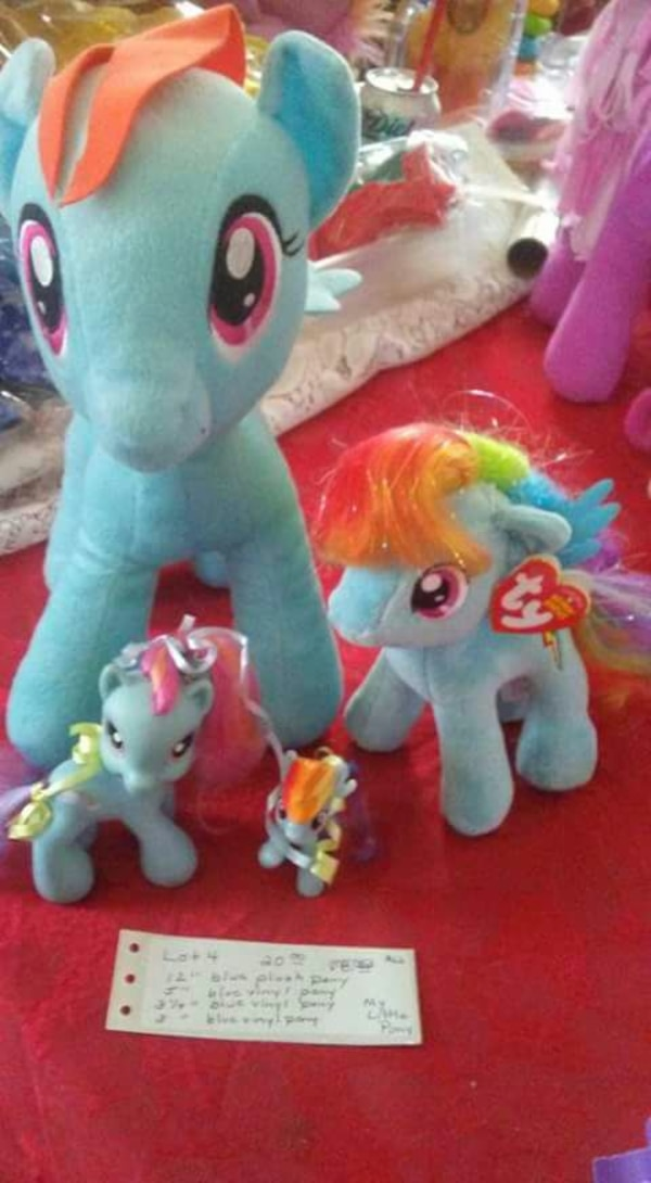 49780adb18f Used three Ty beanie baby Little Pony for sale in Loganville - letgo