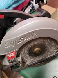 gray Skill saw circular saw Baltimore, 21221