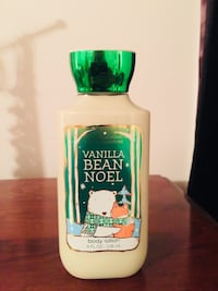NEW BATH & BODY WORK VANILLA BEAN NOEL LOTION Potomac, 20854