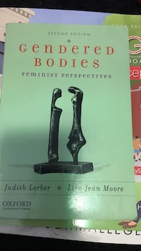 gendered bodies second edition book Hilo, 96720