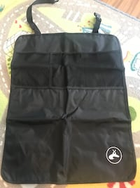Seat protector and organizer