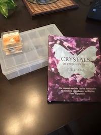CRYSTAL COLLECTION + BOOK + CHAKRA KIT   Montréal, H8N 2Y7