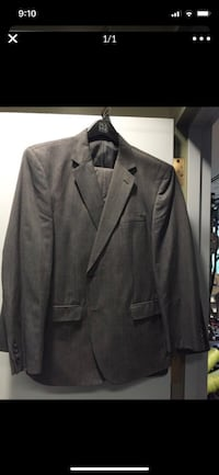 Grey stanford suit