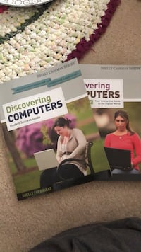Discovering Computers Textbooks Woodbridge, 22192