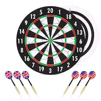 Dart Board Double Sided Burlington, L7R 4J1