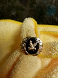 gold  and black gemstone ring Alexandria, 22312