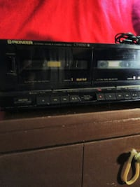 Pioneer CT-W310 - Dual Cassette Deck - 1980's Urbandale, 50322