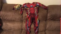 Iron Man costume toddler 3t/4t New York, 10029