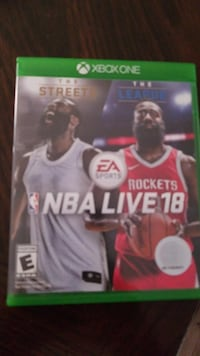 NBA live 18 Chattanooga, 37421