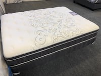 Queen Mattress Set  Gardena