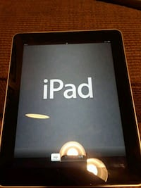 black iPad with black case Centreville, 20120