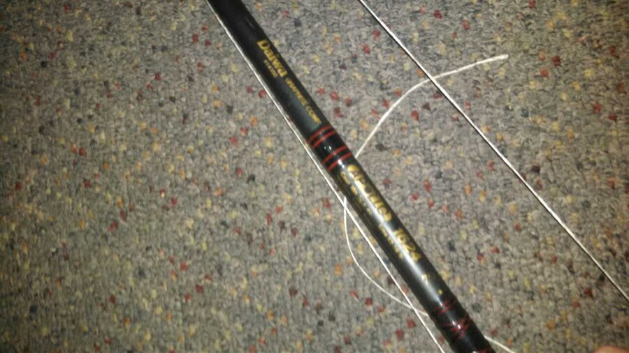 Used deep sea fishing rod and reel in brooksville for Expensive fishing rods