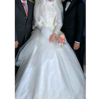 Custom Made Wedding Dress Falls Church, 22043