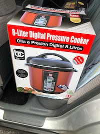 Brand new pressure cooker have receive Tampa, 33603