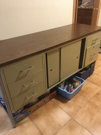 Metal Cabinet!  20inch x 60inch