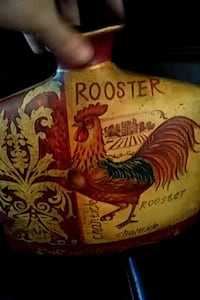 Rooster Vase Swainsboro, 30401