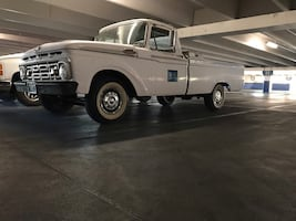 Ford - F-100 - 1963