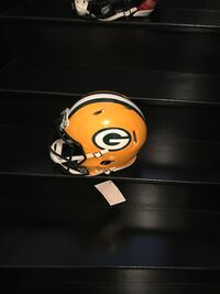 Green Bay Packers Authentic Full Size NFL Helmet Vaughan, L4H 0V3