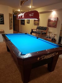 Message Me Today! Pool Table Recovering