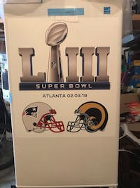 Super bowl fridge.