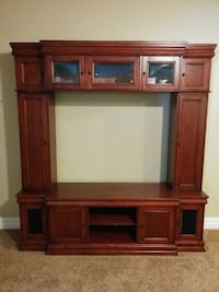 "Entertainment center (6'2"" x 1'8"" x 6'8"") Draper, 84020"