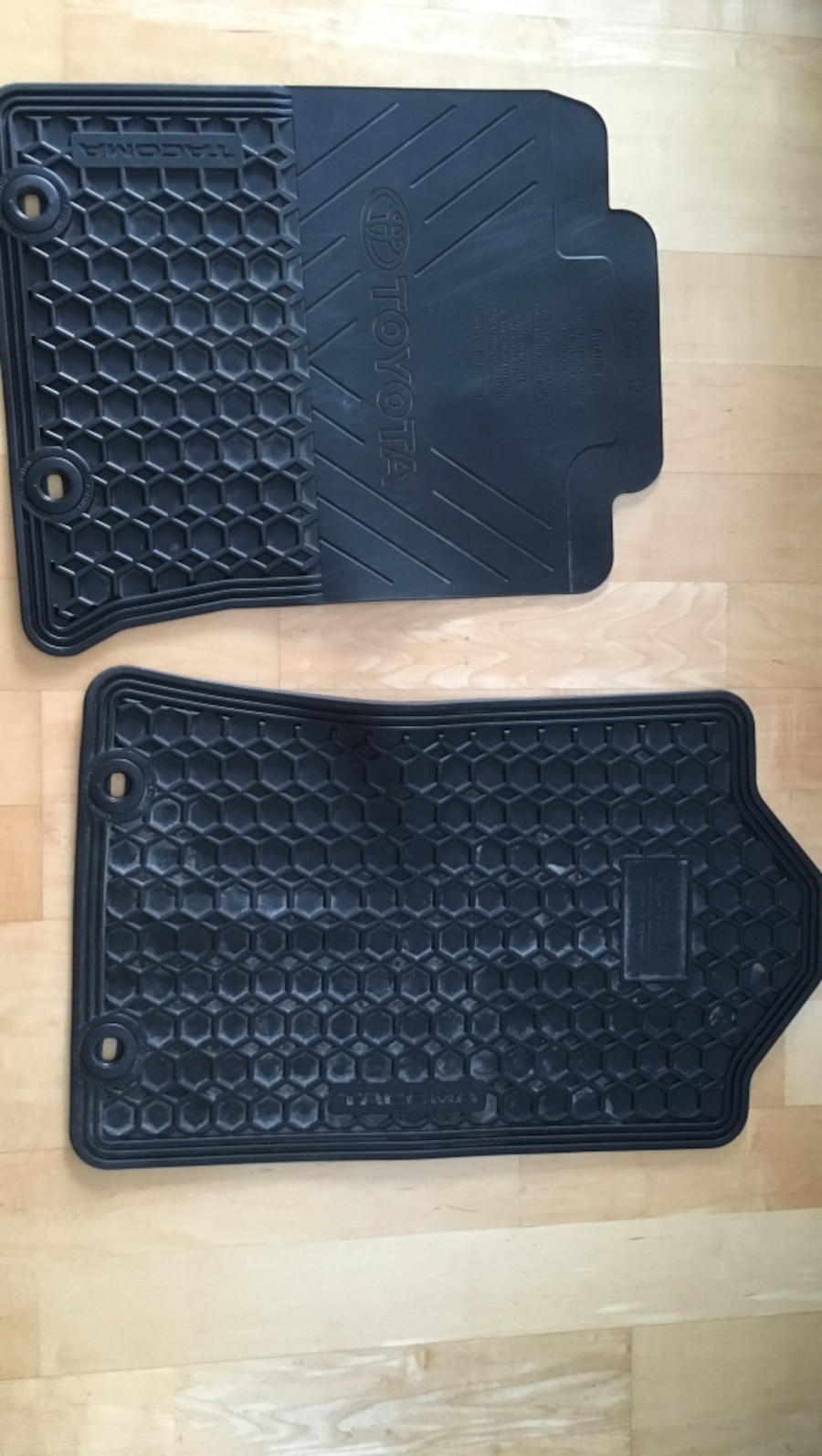 tacoma duty base rear mat toyota cab mats front set fitted floor m for double heavy