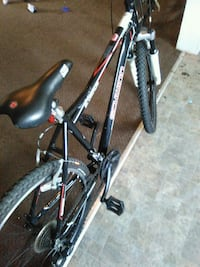 black and red hardtail mountain bike Sidney, 45365