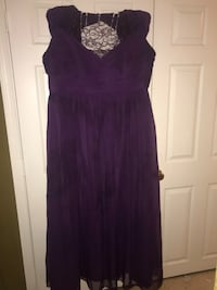 Purple PLUS SIZE Special Occasion/Prom/Bridesmaid Dress STILL AVAILABLE  Woodbridge, 22192