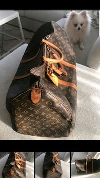 Louis Vuitton Keepall 55 Drammen, 3015