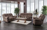 Sofa and loveseat recliners Victorville, 92395