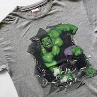 2003 the Hulk movie promo tee shirt Toronto, M6M 5A7