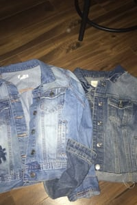DENIM JACKETS 2 FOR 15