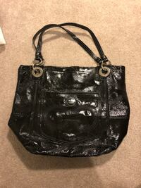 Authentic coach purse  Edmonton, T6K 3N2