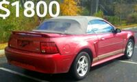 Ford - Mustang - 2002 Columbia, 29204