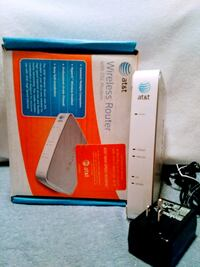 Brand New AT&T Wireless Router