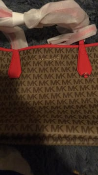 michael kors reversable handbag