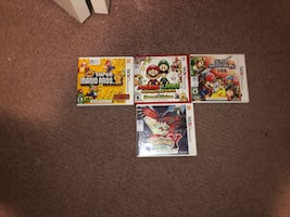 3ds games 15 for one 50 for all