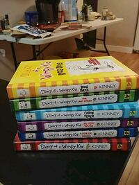 The Diary of a Wimpy the kid