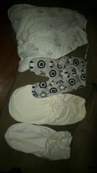 3 baby swaddles and 1 sleep sack Sparks, 89436