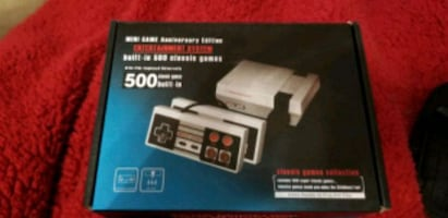 New NES Mini Anniversary Classic Edition in Plano