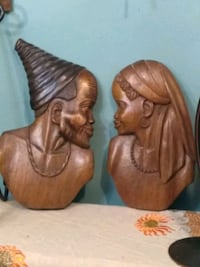 African art  wood  Bomo  Burlington, L7R 3P8