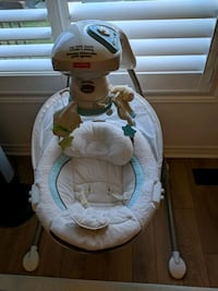 Fisher Price cradle n swing battery. $ negotiable Whitby, L1R 0J8
