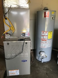 4 Ton A/C Coil and Water Heater 1031 mi